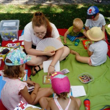 Piknik Krakowskich Mam